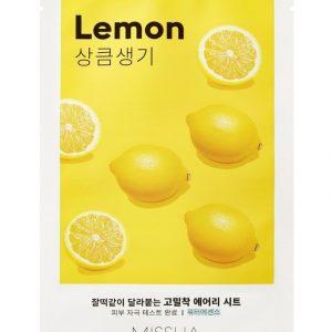 Маска за лице екстракт от лимон