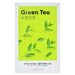 Маска за лице екстракт зелен чай