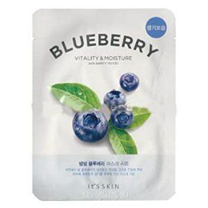 Its skin blueberry mask