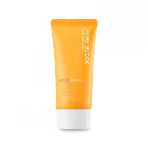 A'Pieu pure block daily sun cream SPF45 PA+++