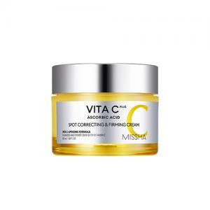 MISSHA Vita C Plus Spot Correcting & Firming Cream